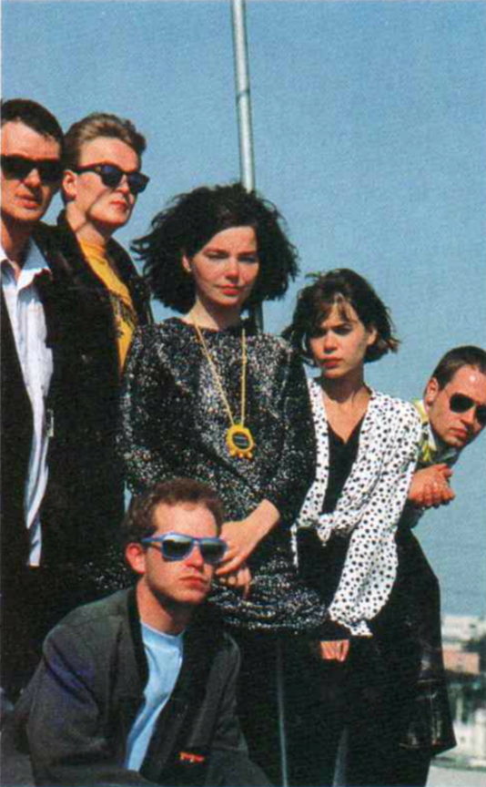 The Sugarcubes