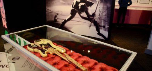 The Clash Guitar