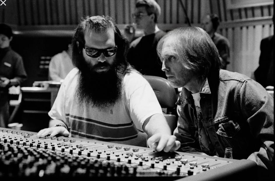 Tom Petty and Rick Rubin