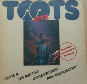 Toots live
