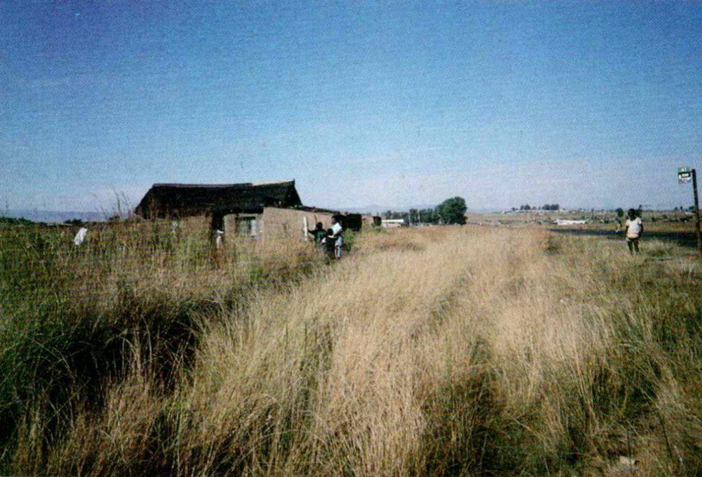 Transvaal land