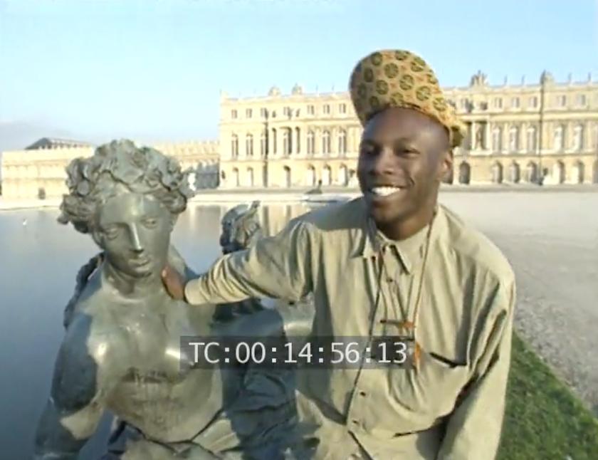 le chateau du roi Solaar