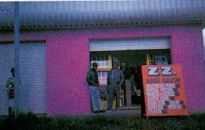 West Nkosi salon