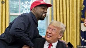 West and Trump