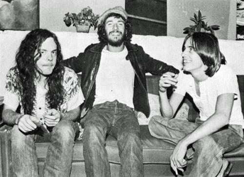 David Lindley, Bruce Springsteen & Jackson Browne