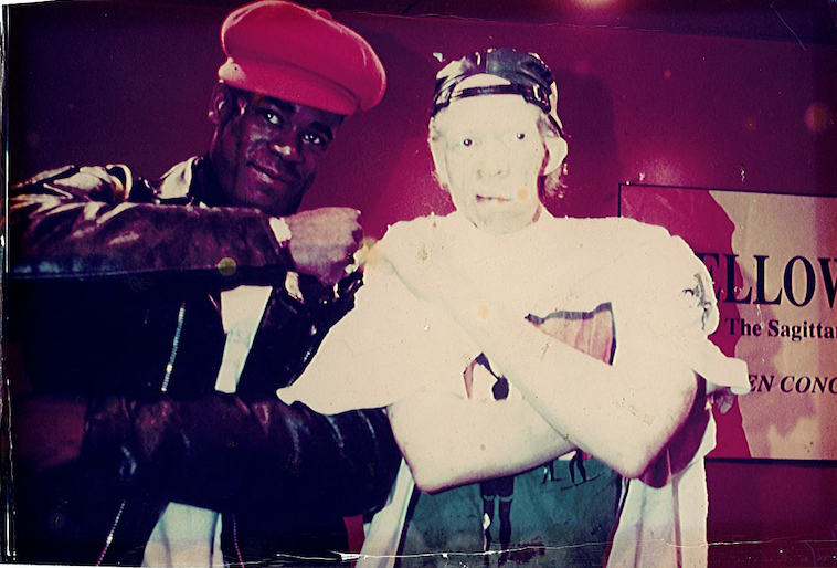 Yod et Yellowman