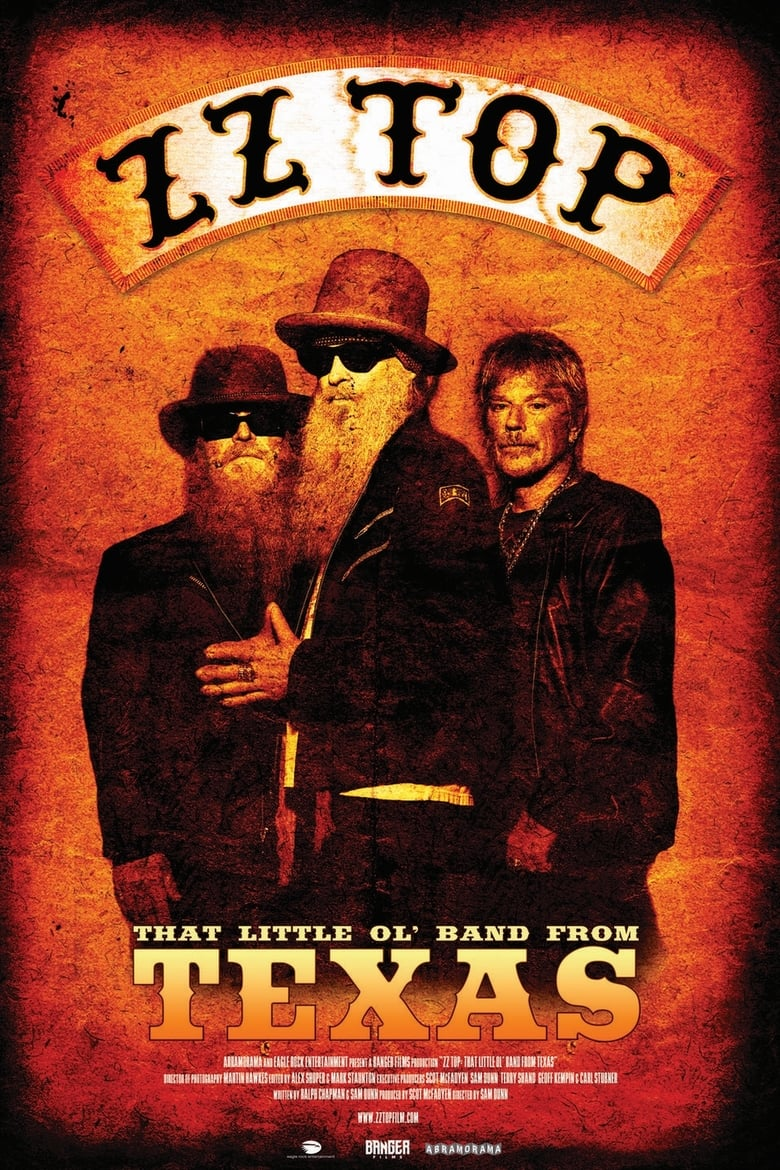 "ZZ TOP ""That Little OL' Band from Texas"""
