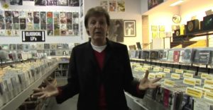 McCartney Amoeba Music