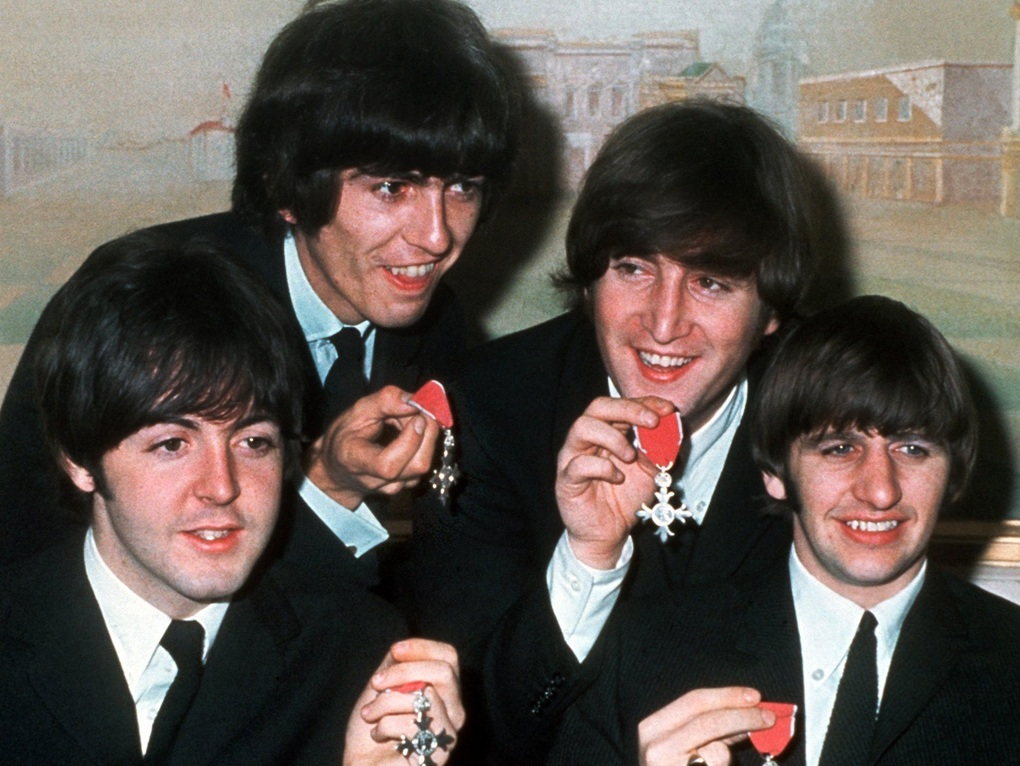 beatles-mbe