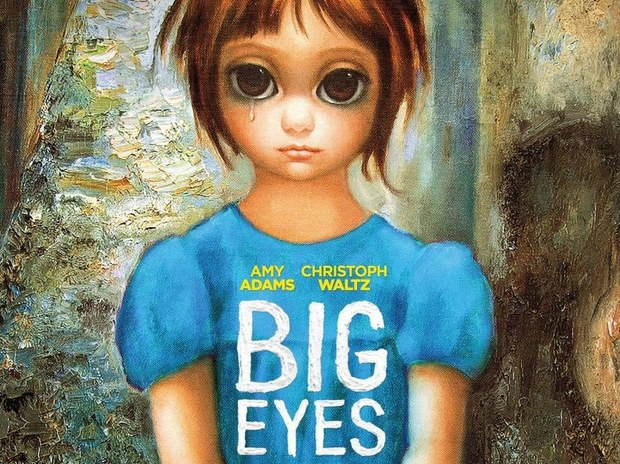 Tim Burton's big-eyes-poster