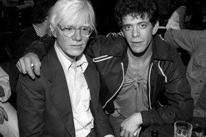 Lou Reed Warhol