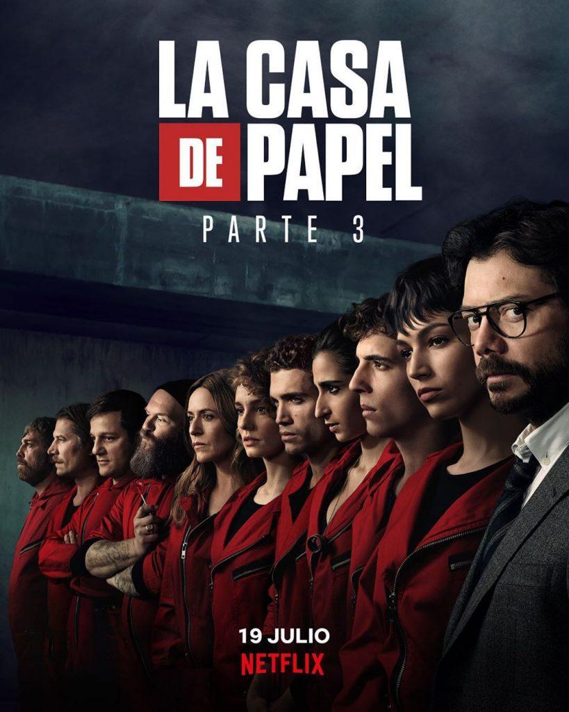 LA CASA DE PAPEL S03