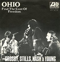 "CROSBY, STILLS, NASH & YOUNG: ""Find the Cost of Freedom"""