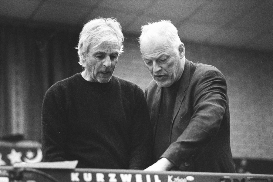 Gilmour et Wright