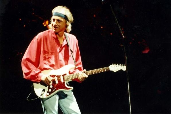 Dire Straits live 1983