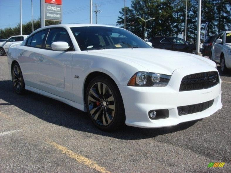 dodge-charger-srt8-white
