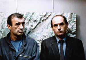Yves Afonso et Jean-François Stévenin