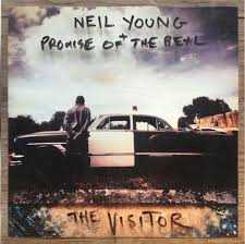 11 NEIL YOUNG AND PROMISE OF THE REAL «The Visitor»