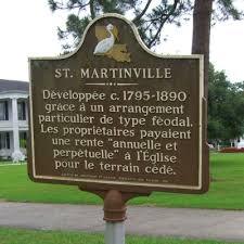 St Martinsville
