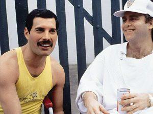 Elton & Freddie