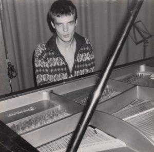 Enregistrement intro Conrad Veidt première version, mars 1979 Brest