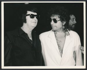 Roy Orbison & Bob Dylan
