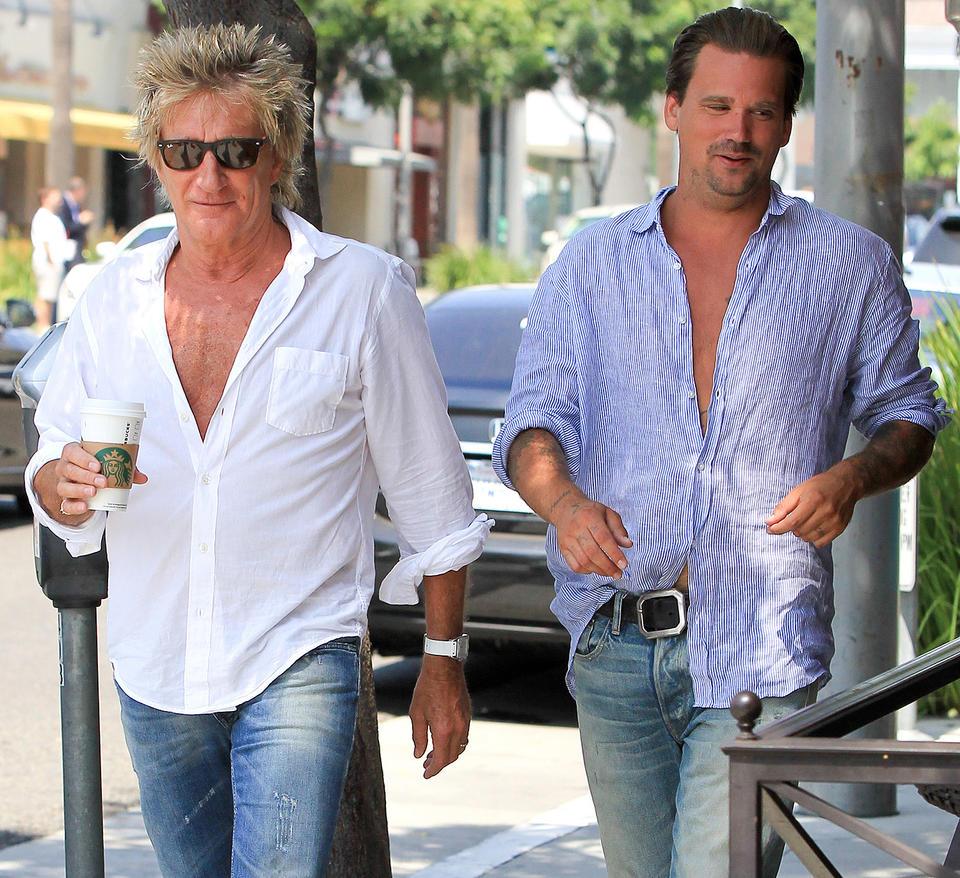 Rod & Sean Stewart