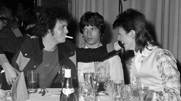 The Last Supper Lou, Mick & David