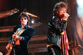 Mick & Ron