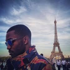 Frank Ocean in Paris