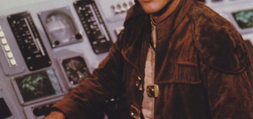 Richard Hatch Captain Apollo