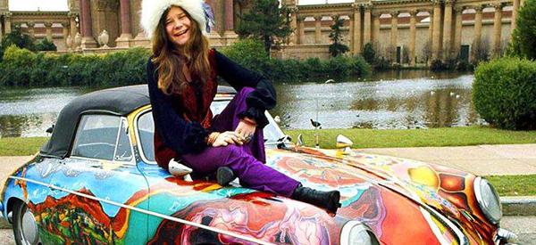 La Porsche De Janis Joplin P 232 Se 1 5 Million D Euros