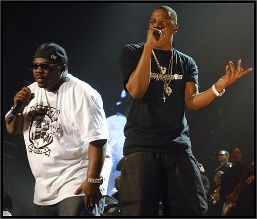 Jay-Z & Beanie Sigel