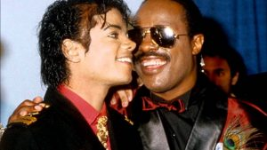 Stevie and Michael