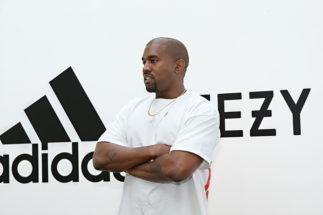 Kanye West + Adidas