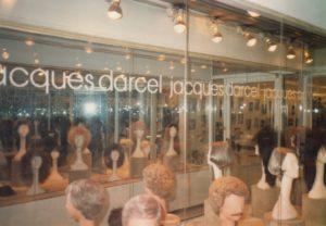 Le magasin Jacques Darcel à NY