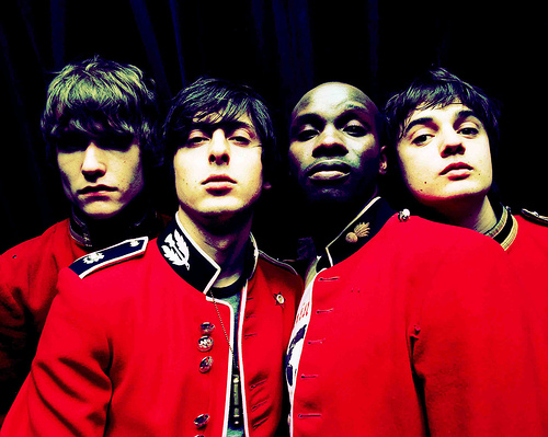 The libertines are so British
