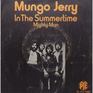 Mungo Jerry et son «In the Summertime»