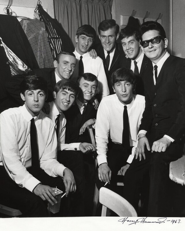 The Beatles Gerry and the Pacemakers