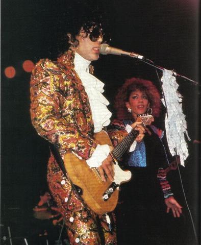 Sheila E et Prince
