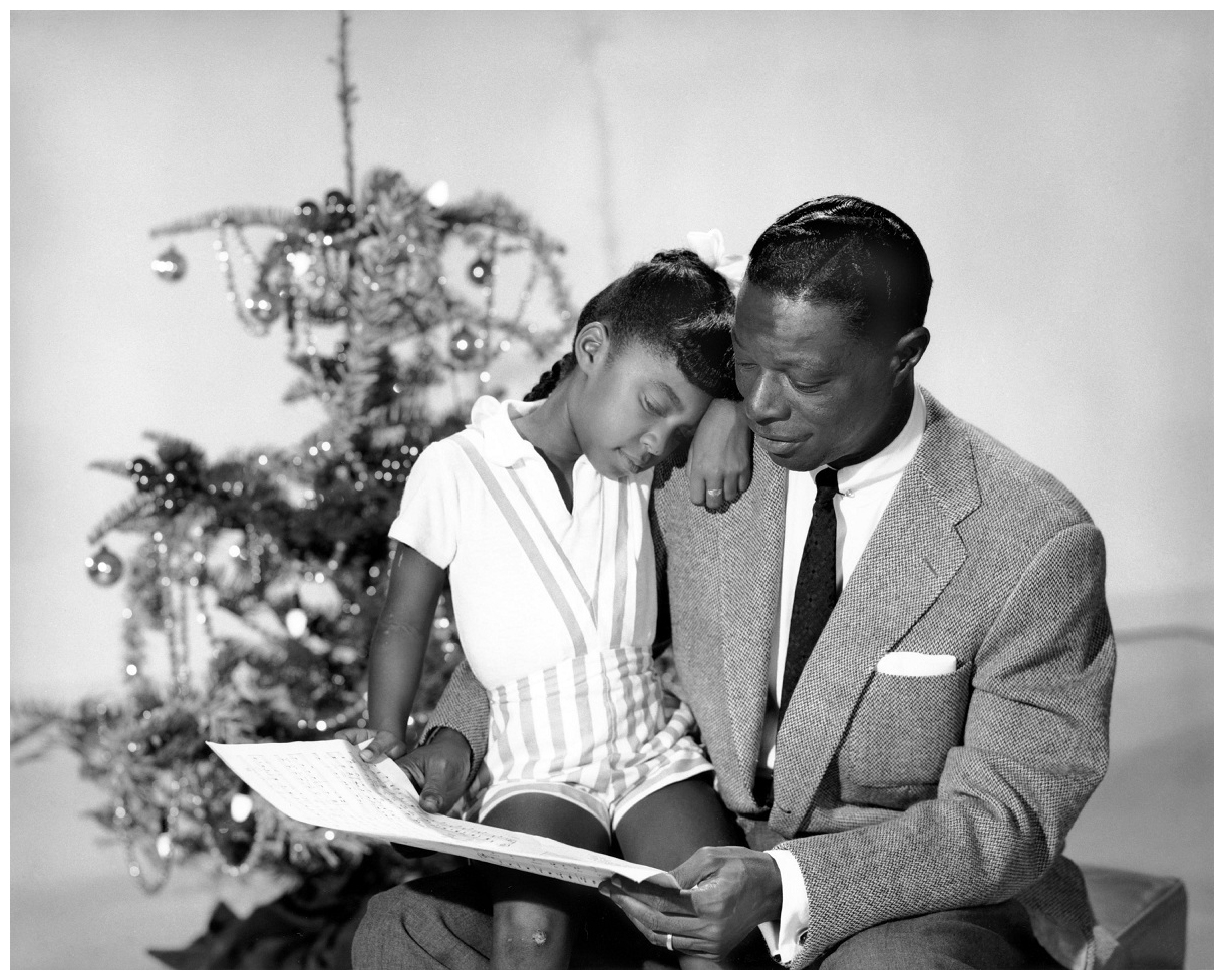 Nat King Cole & Natalie Cole