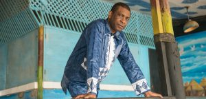 Youssou N'Dour by Youri Lenquette