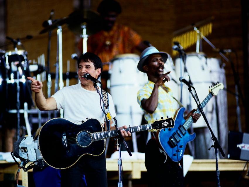 Paul & Ray
