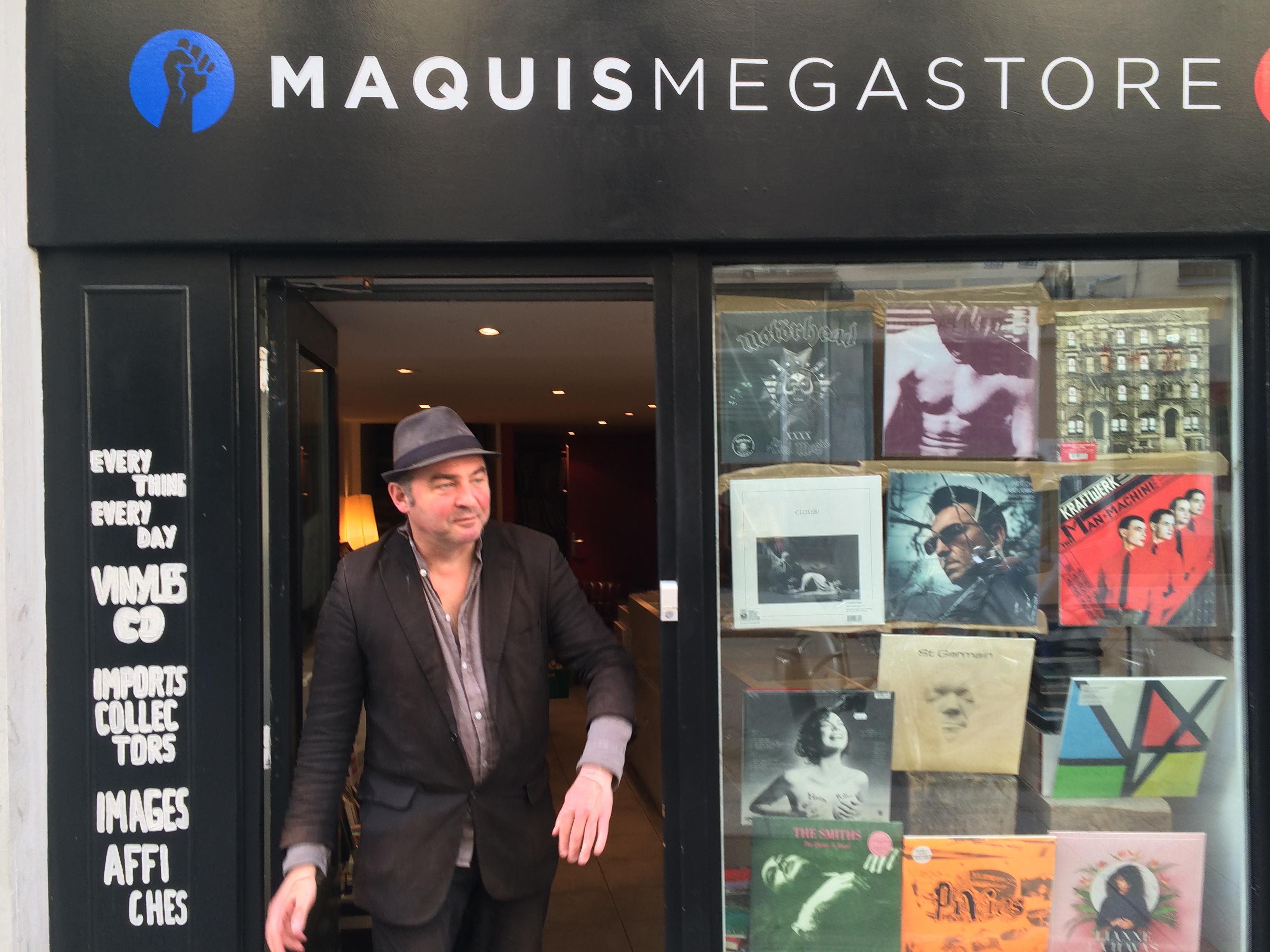PPA @ ze Maquis Megastore