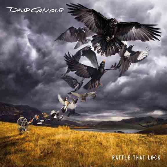 DAVID GILMOUR : « Rattle That Lock »