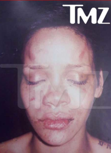 rihanna agressée par Chris Brown