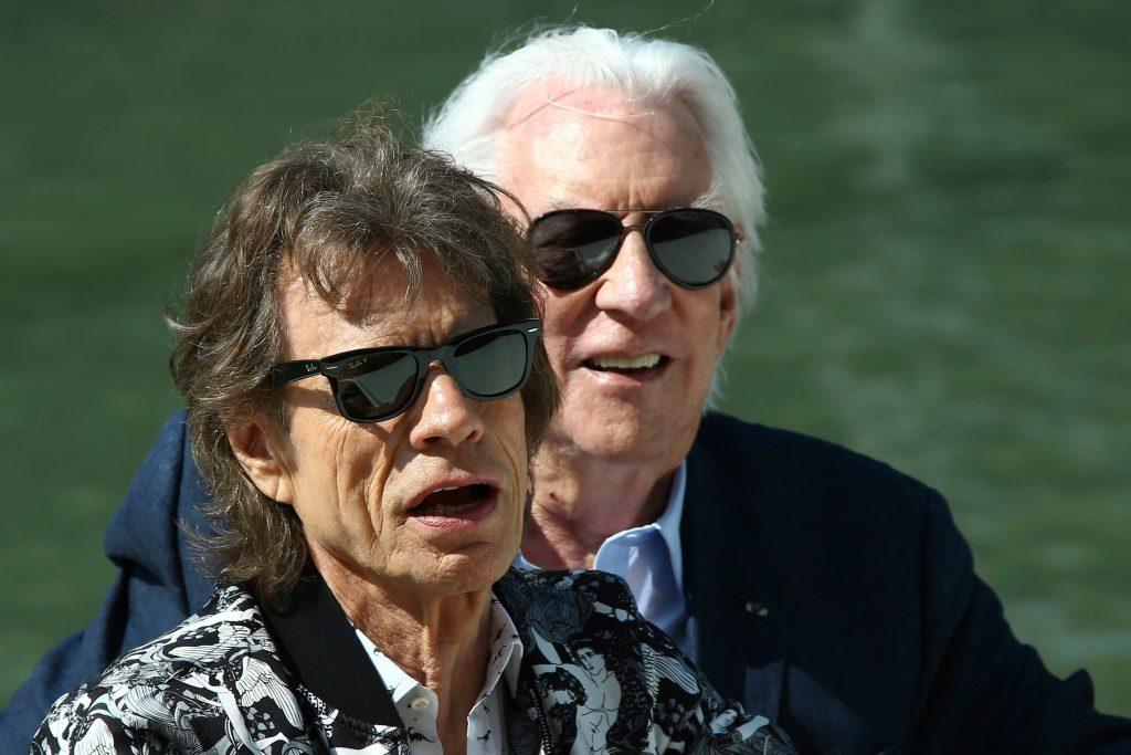 Donald & Mick