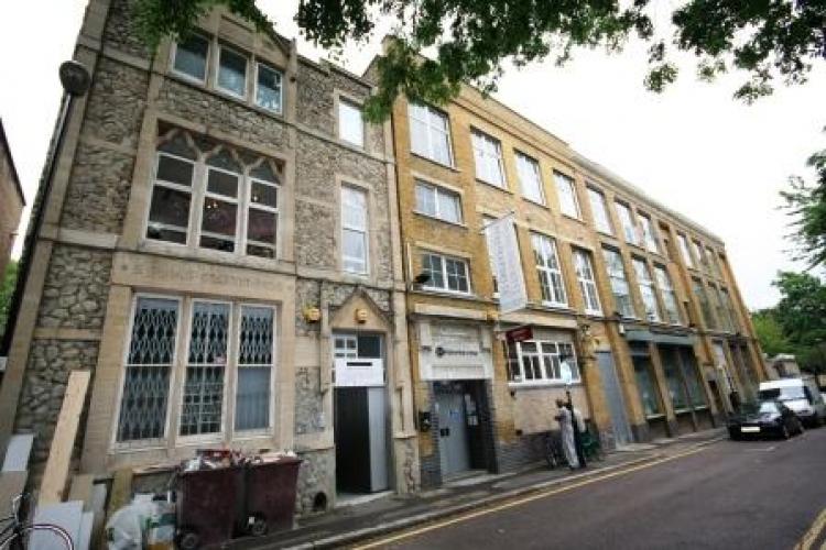 Britannia Row studio