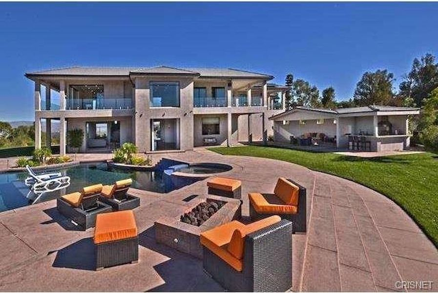 Chez Chris Brown