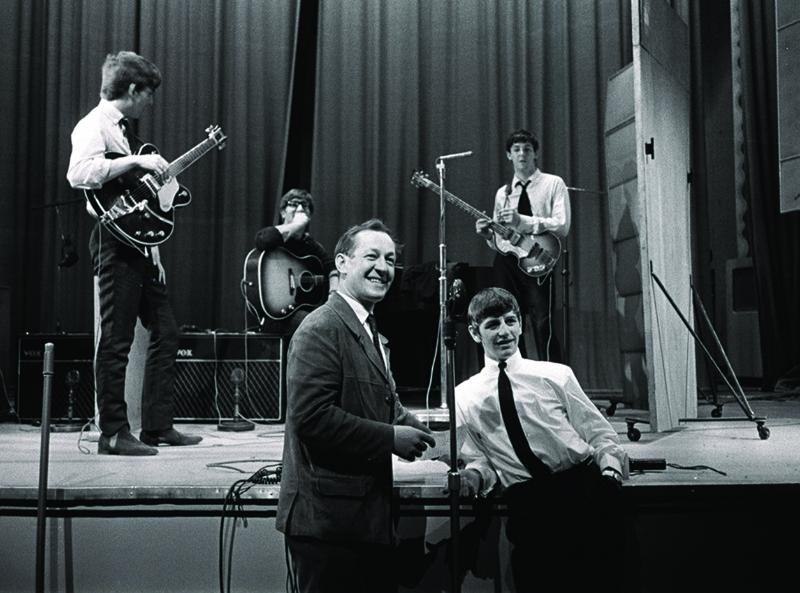 The Beatles with Tony Barrow